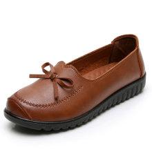 Chaussures en cuir pour femmes d'occasion