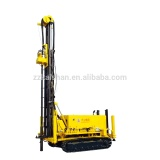 Reliable hydraulic pump system model KW20 water well drilling rig /air crawler water well drilling rig for deep water well proje