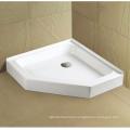 Upc Cupc Acrylic Shower Pan with Tile Flange