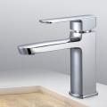 New Model Popular Bathroom Fixtures Basin Faucet Deck Mounted Sink Taps
