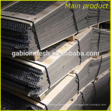 Malla soldada / malla de alambre de gabión soldada galvanizada en fábrica anping
