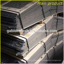 Сварная сетка / оцинкованная сварная габионная сетка на заводе