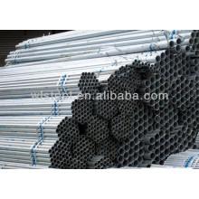300g/m2-400 g/m2 hot dip galvanized steel pipe on sale