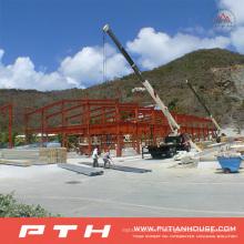 Entrepôt de structure métallique de grande envergure à faible coût 2015