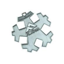 Design Customized Zinc Alloy Award Medal Blank Sport Medal