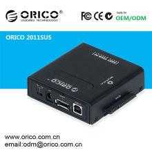 HDD Duplicador HDD Copia HDD clon Clon de datos ORICO 2011SUS USB 2.0 e-SATAard Drive caddy HDD Enclosure Case USB 3.0 e-SATA