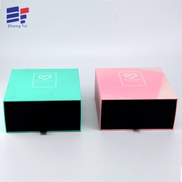 High Quality for Drawer electronics Packaging Box Drawer  colorful offset printing clothing box export to Russian Federation Importers