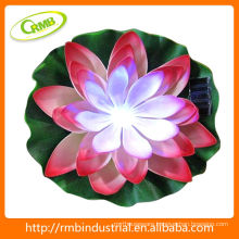 Solar Waterlily light