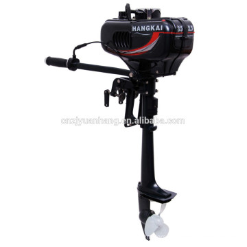 Competitive 2-stroke 3.5hp gasoline boat motor engine HANGKAI