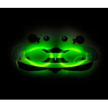 Quente! Design Criativo Fashionable Glow Stick Face Mask