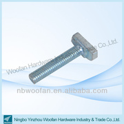 T Bolts for Anchor Channel