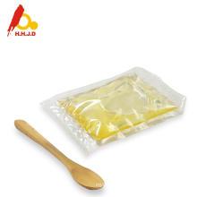 Nutrição rica de mel de acácia pura
