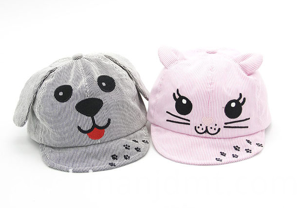 Cartoon Warm Baseball Cap