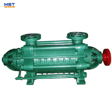 Multistage farm irrigation water pump machine