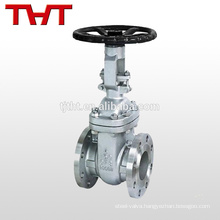 Stainless Steel 316 rising spindle sanitary locking gate valve