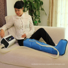 air compression portable massage lymphatic drainage device with sleeves