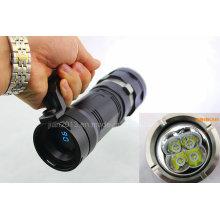 Nouveau! Highpower CREE LED Plongée Lampe de poche