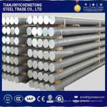 Alta qualidade 1060 de alumínio rodada barra de boleto / preço da haste