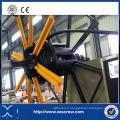 Exportation de machines de ligne d'extrusion Tritube