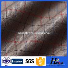 Tecido de poliéster viscose com lã para terno homens de Keqiao