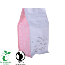 Eco Friendly Round Bottom Biodegradable Plastic
