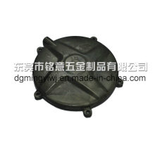 Precision Aluminum Alloy Die Casting of Generator Cover (AL8970) with High Performance Made in China