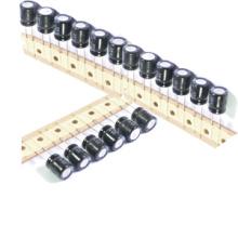 Topmay 25V Aluminium Elektrolytkondensator Miniaturgröße