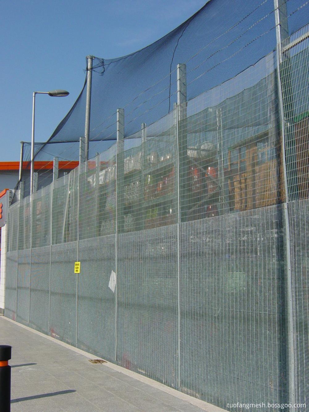 3510 mesh panel fence