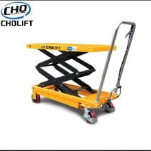 professional factory provide for Hand Crank Lift Table 350KG Manual Lift Table export to Uganda Suppliers