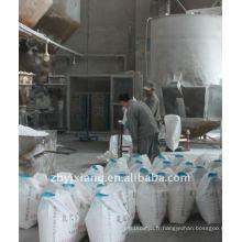 Niveaux CPE dans des composés PVC rigides
