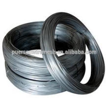 High quality cold drawn wire drawning using 6.5mm steel wire rod in coil SAE1008