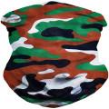 Masque facial bandana sans couture écharpe bouclier