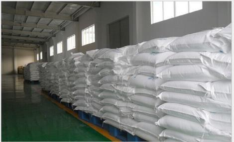 Packing of Manganese Sulfate
