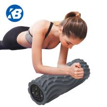 wholesale vibrating foam roller set massage for fitness equipment