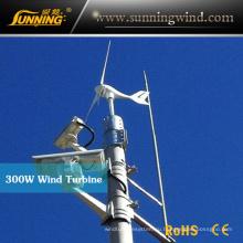 Генератор 300 Вт мини ветрогенератор 24В