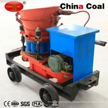 Utilisation minière Pz-3 Machine de béton projeté à béton sec