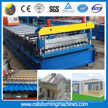 ZT Russia Profile C21 Roof panel wall tile Roll Forming Machine