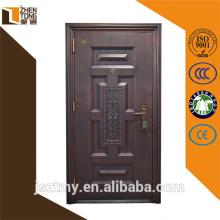 Armature en acier personnalisé intérieur/extérieur coupe-feu porte, feu taux porte industrielle