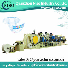Merries Desechable Baby Nappy Machine