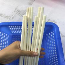 97% Alumina Ceramic Threaded Screw Insulator Rod