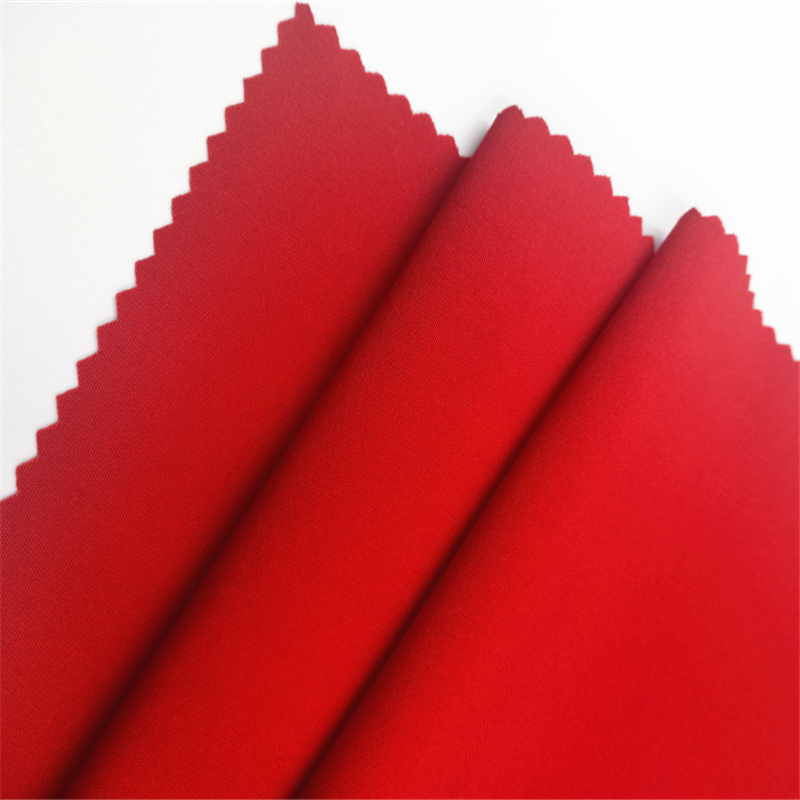 Dyed Polyester Woven Fabric