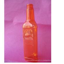 500 мл Оранжевый Питьевая бутылочка для питья без крышки для винтов