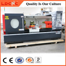 High Professional Precision CNC Horizontal Light Duty Lathe Machine Ck6180
