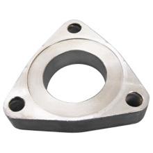 Bridas de acero triángulo Pn16 Galv caliente