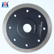 Mesh style segment diamond ceramic tile cutting blade disc