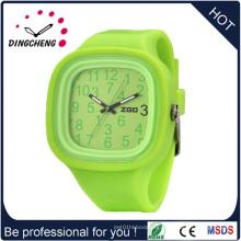 Relojes de pulsera de Navidad de moda de regalo Reloj de pulsera de silicona de jalea (DC-1315)