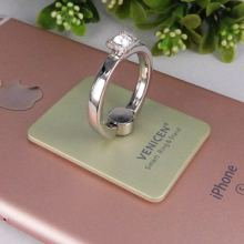 Good Quality for Promotional Plastic Phone Ring Holder New creative finger ring custom gift export to United States Wholesale