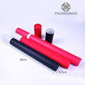 Custom cylindrical tube packaging cheap tube tops