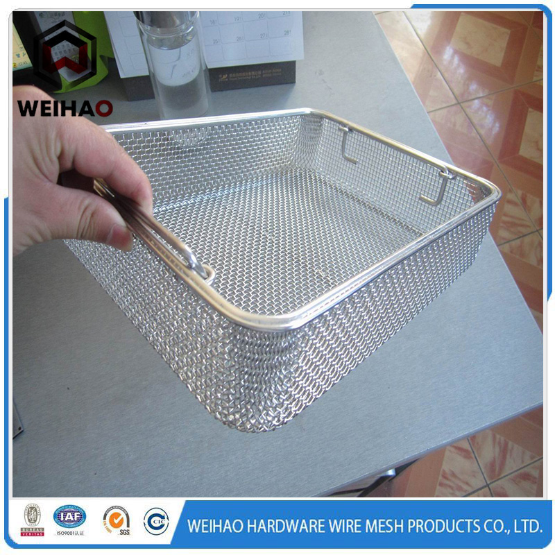Stainless-steel- wire mesh-Fly-screen-Castor-80