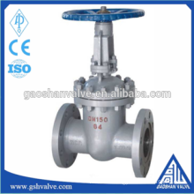 pn64 wcb flanged hand-actuated gate valve a105